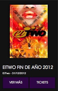 Fin de año en EiTwo Molins de Rei.
