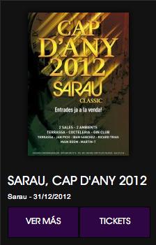 Fin de año en Sarau Badalona.