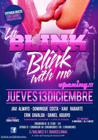 La Blink dia 13
