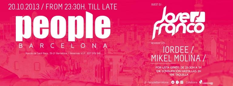 People Barcelona dia 20
