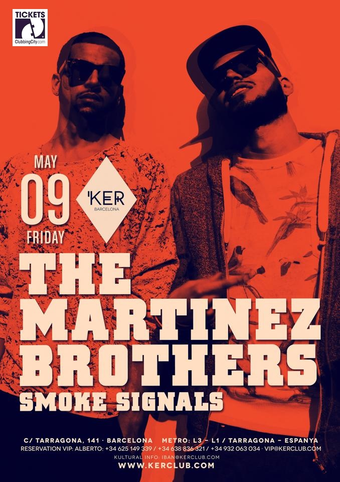 KER Presents: The Martinez Brothers